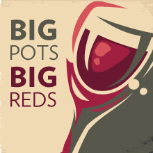 Big Reds Big Pots Feast of St. Vncent